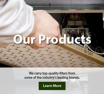 We carry top-quality filters from some of the industry's leading brands.